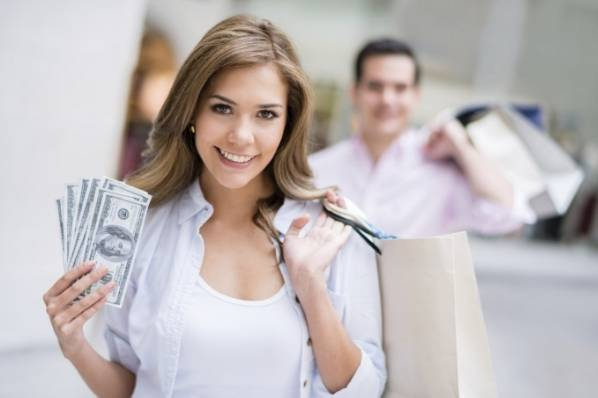 Women Spend Cash Women Tend to Use Cash Frequently Than Men